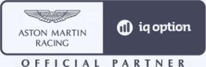 aston martin đua đối tác chính thức - iqoption