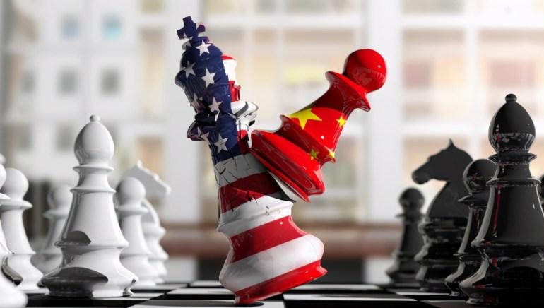 南海搅局还没开始,英法内部打起来了,军舰对峙竟为给中国下套?