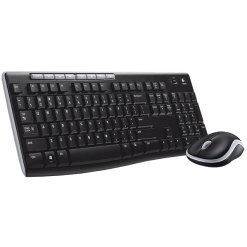 Keyboard, Mouse & Mouse Pad