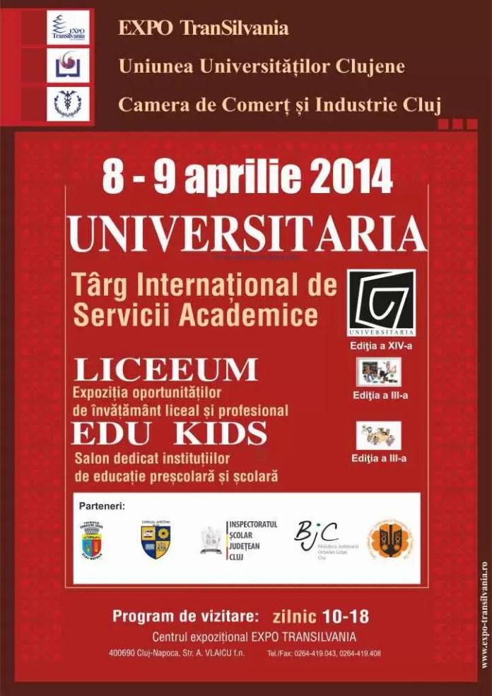 Afis Universitaria 2014