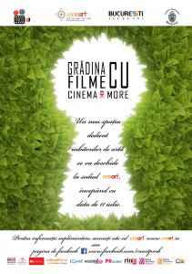 Afis_Gradina cu Filme