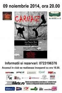 carnage 09 nov