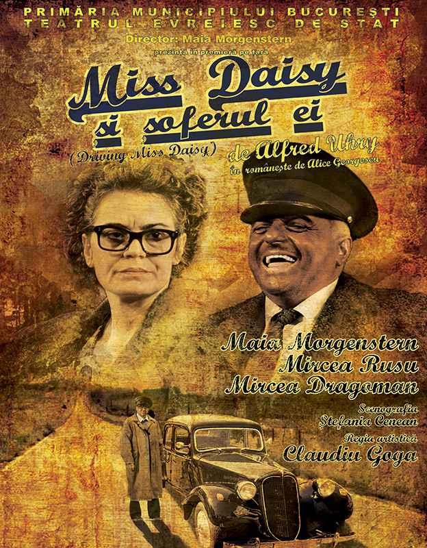 Miss Daisy si soferul ei