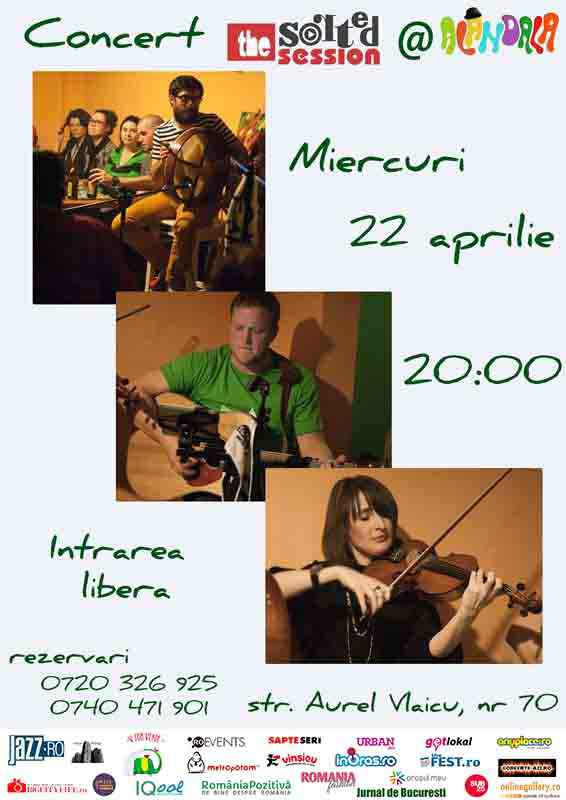 22.04 - Concert The Sorted Session