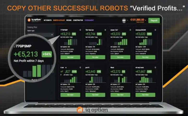 Tag   robot   Page No 3      Trading Binary Options   1 Deal   60 sec Iq Options Trading Robot  Iq Options Trading Robot