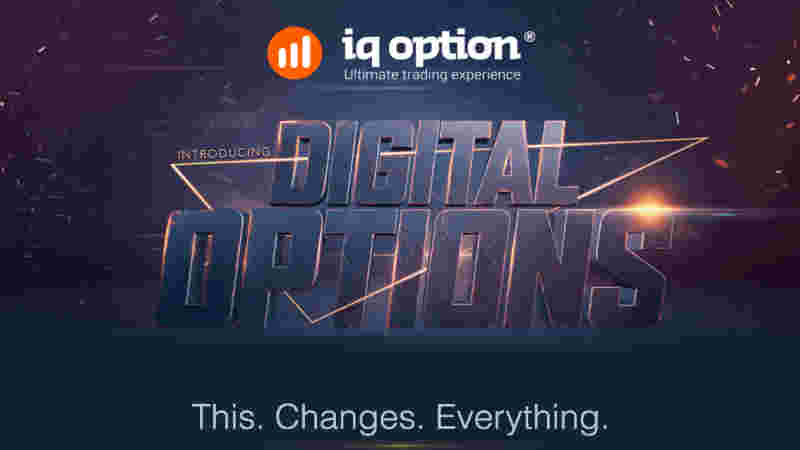 Digital Options on iqoption