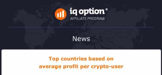 top countries for crypto users