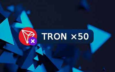 Trade Tron x50 for non-regulated traders