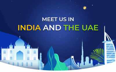 Possibility to get to know IQOption team in India and the UAE