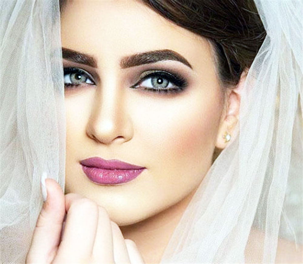 Perfect Bridal Smoky Eye
