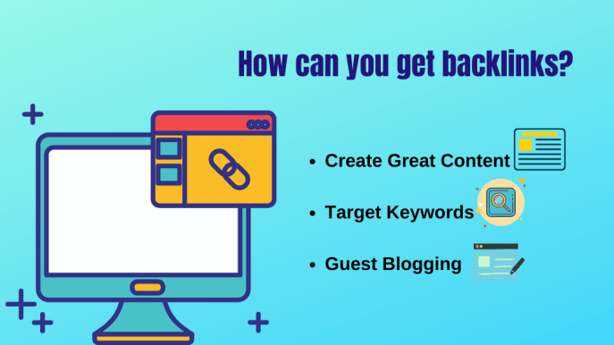 How can you get backlinks