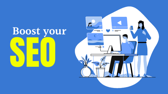 Boost your SEO