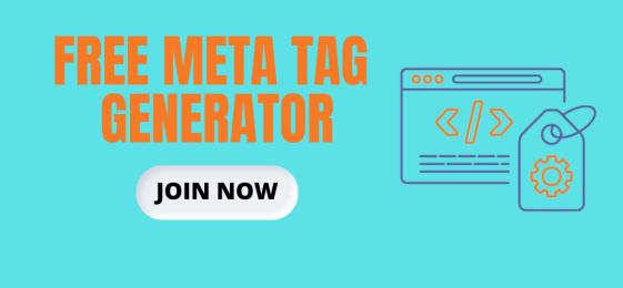 Free Meta Tag Generator 2