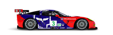 Chevrolet Corvette C7 Daytona Prototype Profile