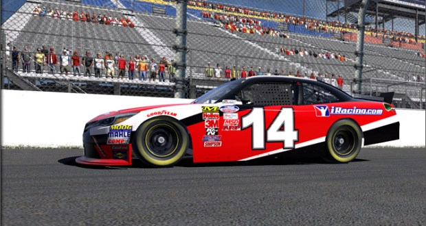 about toyota camry nascar xfinity car. Black Bedroom Furniture Sets. Home Design Ideas