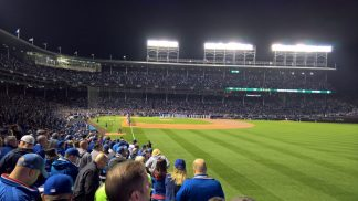 NLDS Game 1 Seats