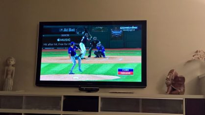 World Series on TV