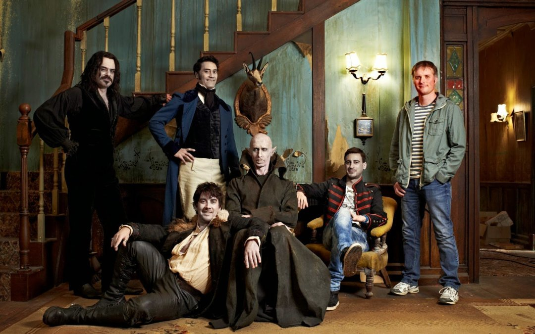 2018 Movie #8: What We Do In The Shadows