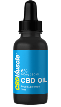 CBDMuscle Oil 600mg
