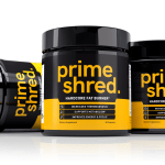 PrimeShred - #1 Workout Supplement to Shred Fat