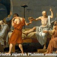 Platon: Bizitza eta filosofia proiektua