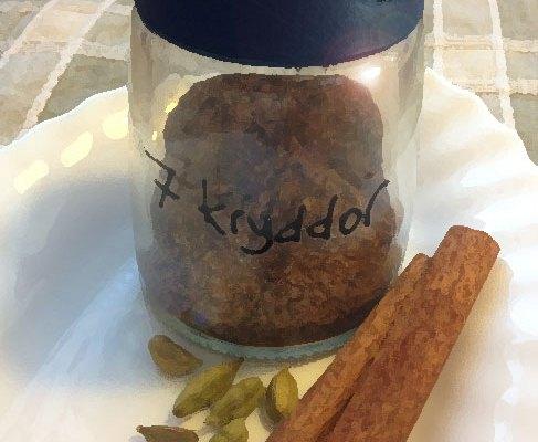 Sju kryddor – mellanösterns vanligaste krydda?