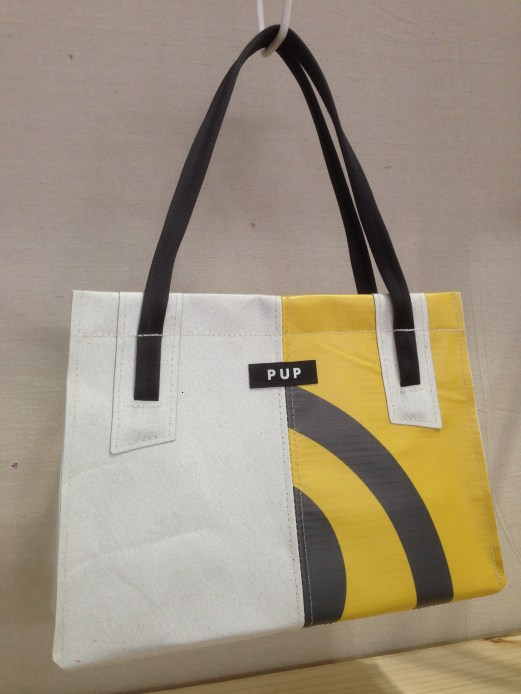 NY NOW recycled material bags1