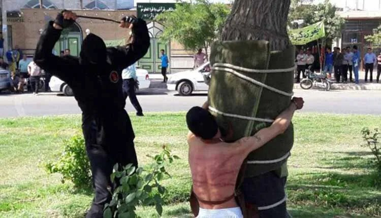 Image result for Amnesty International has condemned the Iranian authorities for publicly flogging a man who was convicted of consuming alcohol when he was 14 or 15.