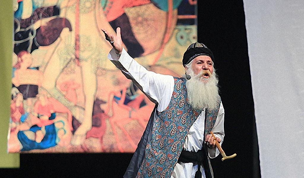 """Anniversario dell'iscrizione dei """"naqqāli"""" nel patrimonio dell'umanità dell'UNESCO"""