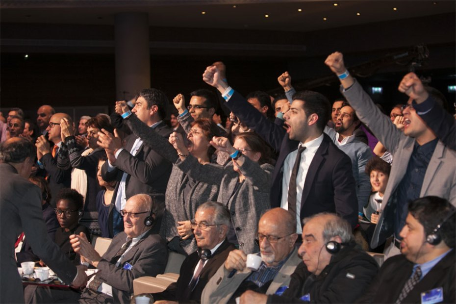 Call for Justice Iran Massacre 1988, Ending Impunity for Perpetrators of Crimes Against Humanity in Iran and Syria on 26 November 2016 in Paris Mutualité conference centre