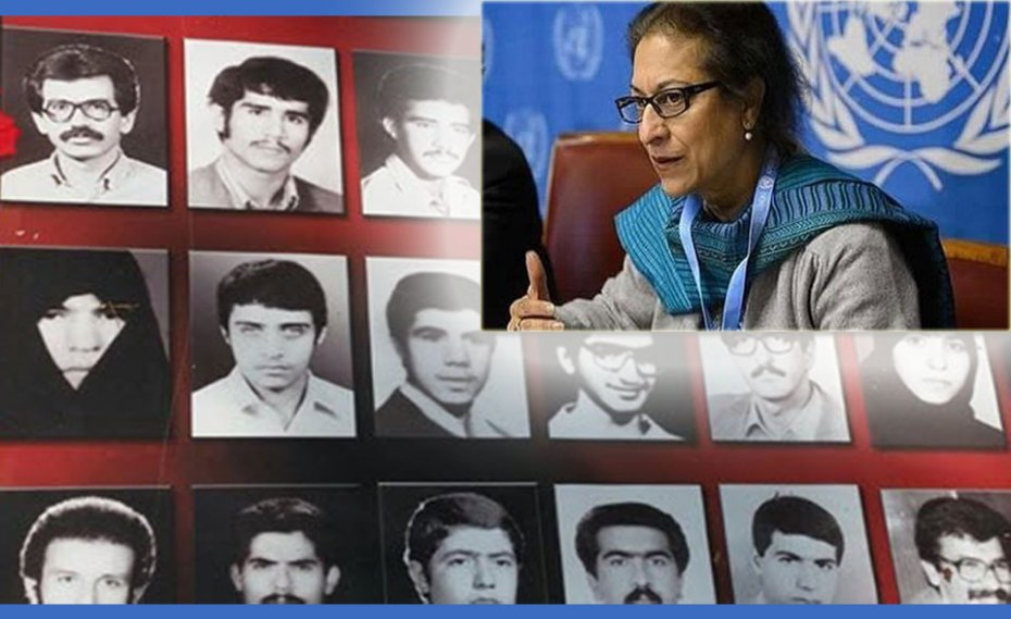 New report by UN Special Rapporteur draws attention to Iran's 1988 massacre
