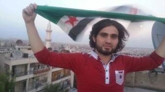 Abdulkafi Al hamdo former East Aleppo resident