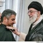 IRGC and Khamenei