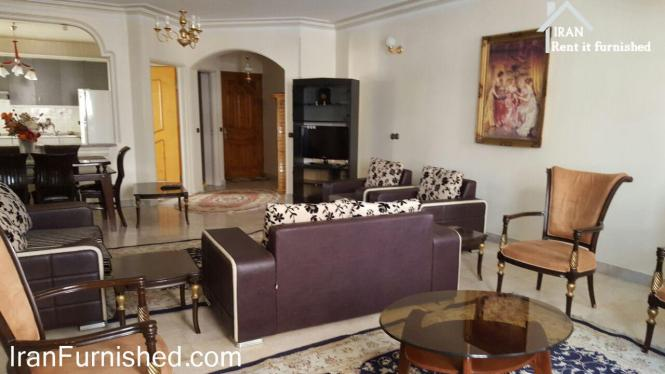 Tehran Furnished Apartments For