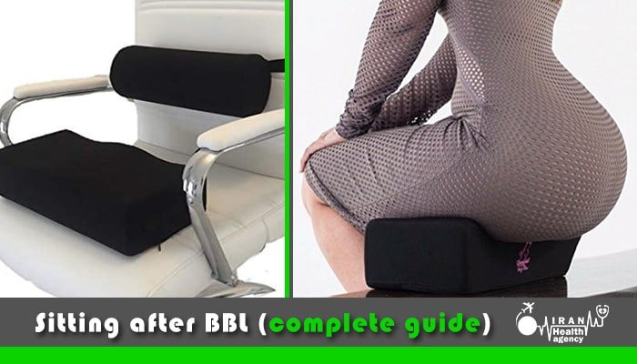 car toilet ways to sit after bbl