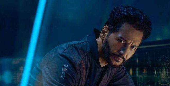 Cas Anvar – The Expanse