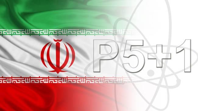 P5+1 Iran Nuclear Deal