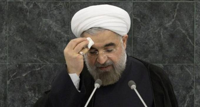 Rouhani's Dark Past: A Troubled Son, An Oppressed People, A Bleeding World