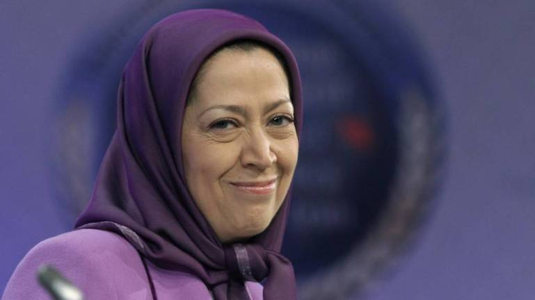 'Who could hang a saint?' – Maryam Rajavi's crocodile tears over human rights