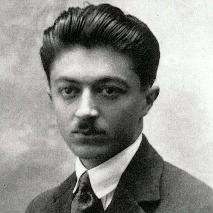 Sadeq Hedayat (1903 - 1951)