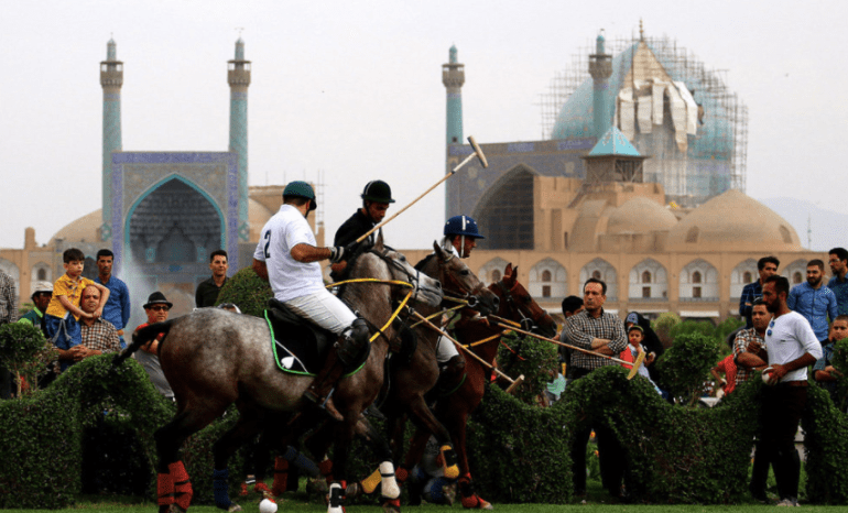 Polo Iran chogan