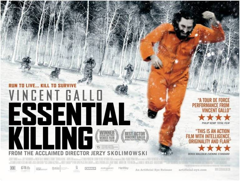 Essential killing iran polish movie