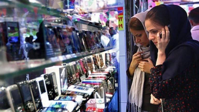 Mobile phones in Iran