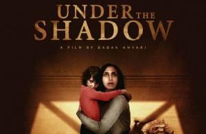Iranian film director Babak Anvari's 'Under The Shadow'