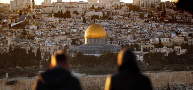TOPSHOT-ISRAEL-PALESTINIAN-CONFLICT-JERUSALEM