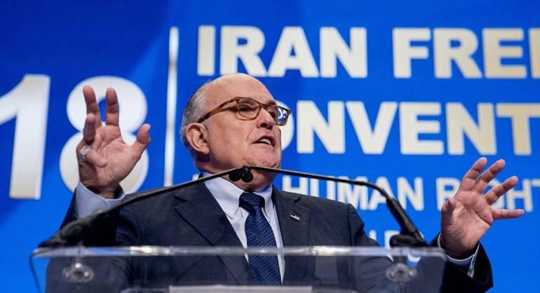 Giuliani-Iran