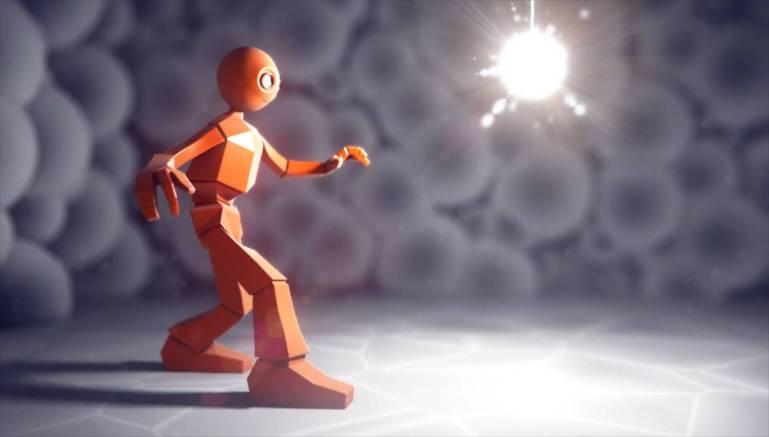 'Light Sight' 3D animated short