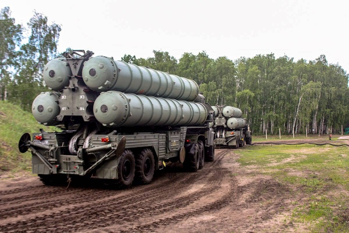 Tension as Russian Federation provides missile system to Syria