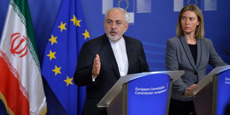 Belgium-Iran-FOr-Min-Mohammad-javad-Zarif-szays-no-military-soln-Syria-High-Rep-of-Eur-Union-for-Foreign-Affairs-Federica-Mogherini-Brussels-press-15-Feb-16-pho-Dursun-Aydemir-AA-1280x640