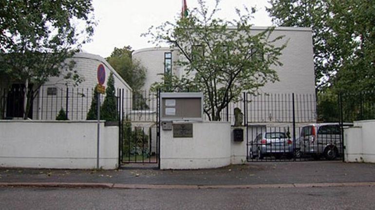 iran suurlähetystö helsinki